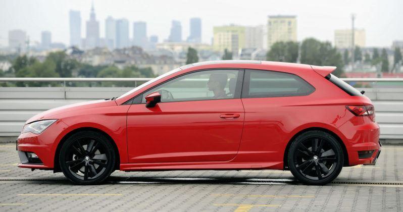 Seat Leon III - hatchback 3d
