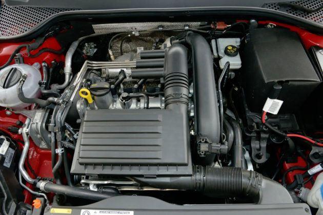Seat Leon III - silnik