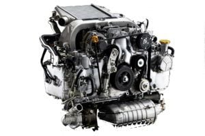 Subaru 2.0 Boxer Diesel