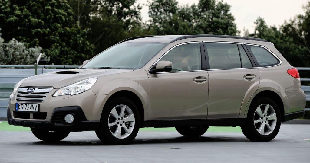 Subaru Boxer Diesel - Subaru Legacy