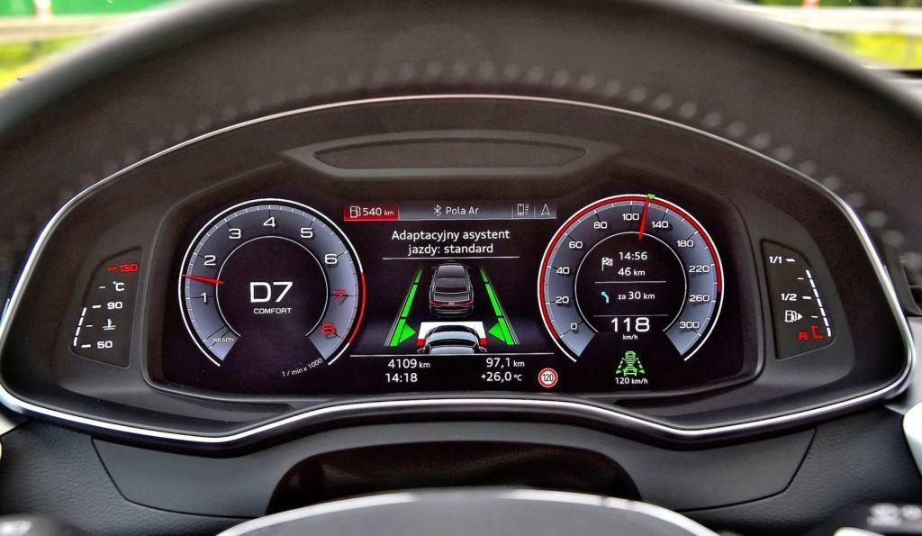 System ingerujący w prędkość