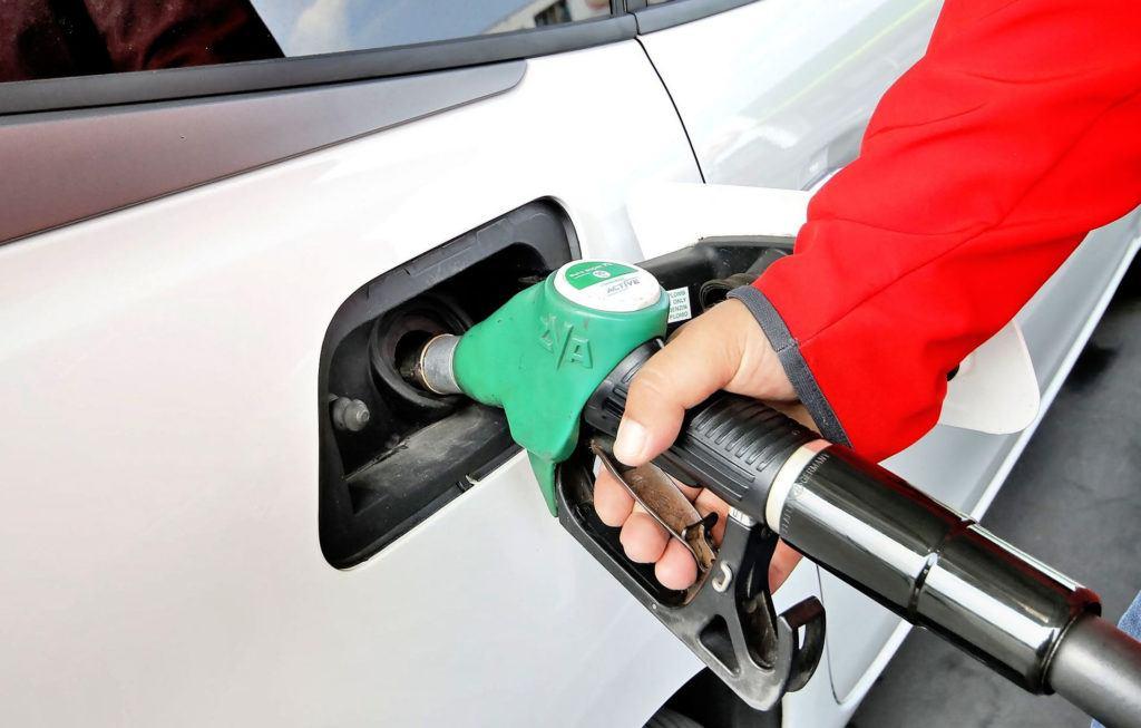 Tankowanie - benzyna