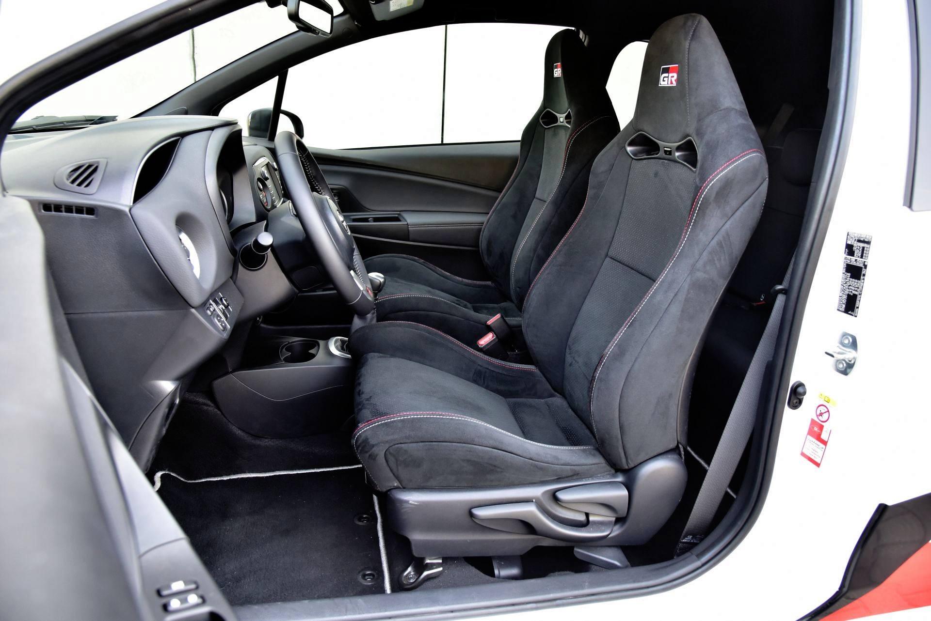 Toyota Yaris GRMN - fotel kierowcy