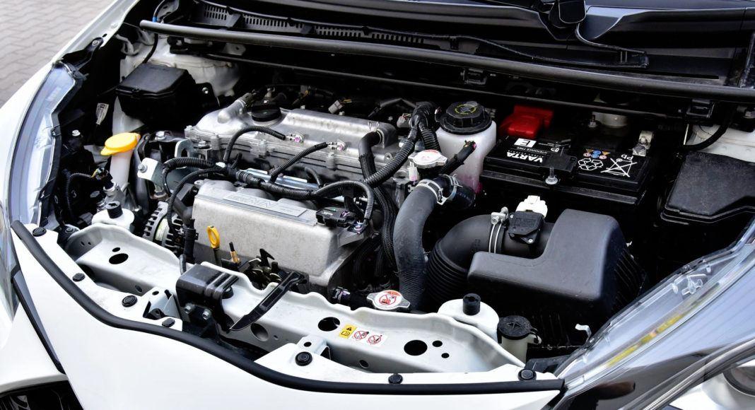 Toyota Yaris GRMN - silnik