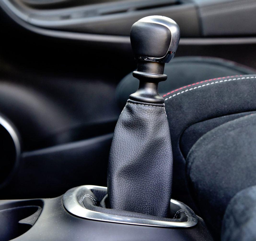 Toyota Yaris GRMN - skrzynia