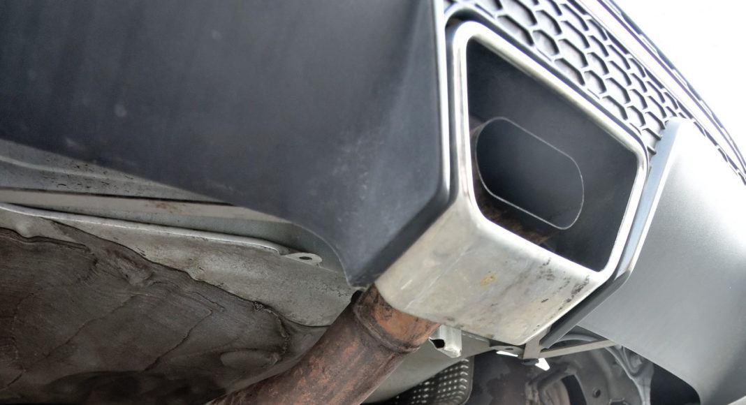Toyota Yaris GRMN - wydech
