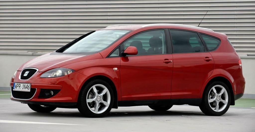 Volkswagen 2.0 TDI - Seat Altea