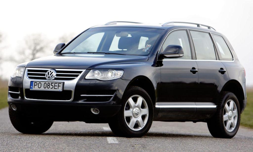Volkswagen 5.0 V10 TDI - Volkswagen Touareg
