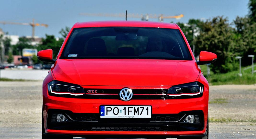 Volkswagen Polo GTI - przód