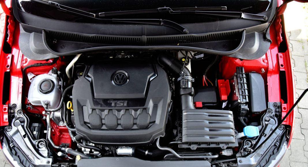 Volkswagen Polo GTI - silnik