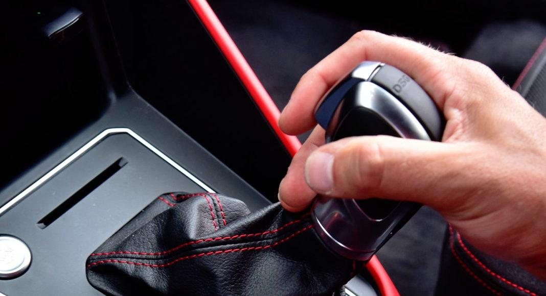 Volkswagen Polo GTI - skrzynia