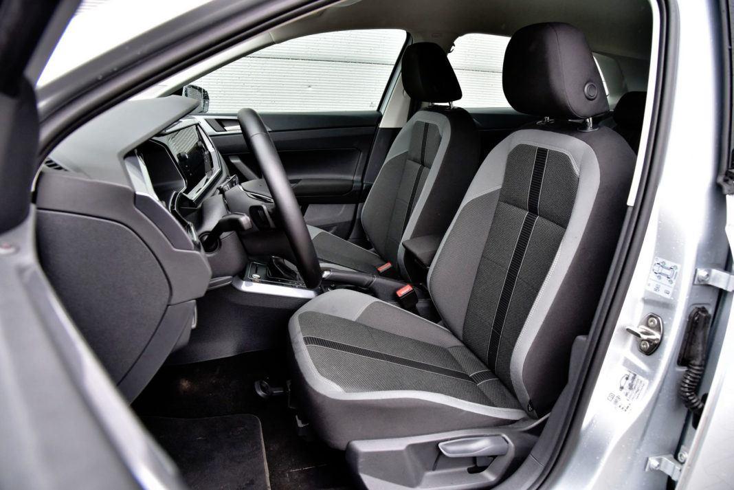 Volkswagen Polo - fotele