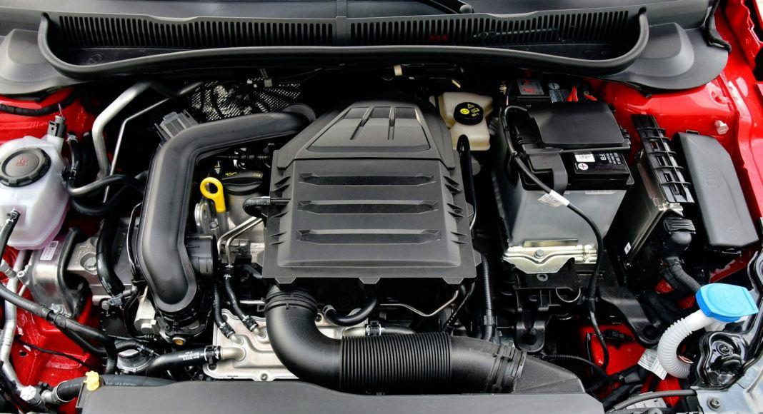 Volkswagen Polo - silnik