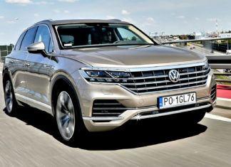 Volkswagen Touareg 3.0 TDI - TEST