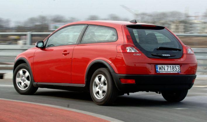 Volvo C30 - dynamiczne