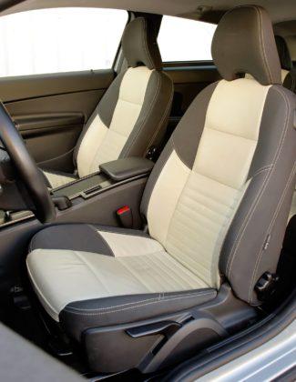 Volvo C30 - fotel kierowcy