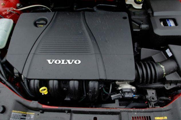 Volvo C30 - silnik