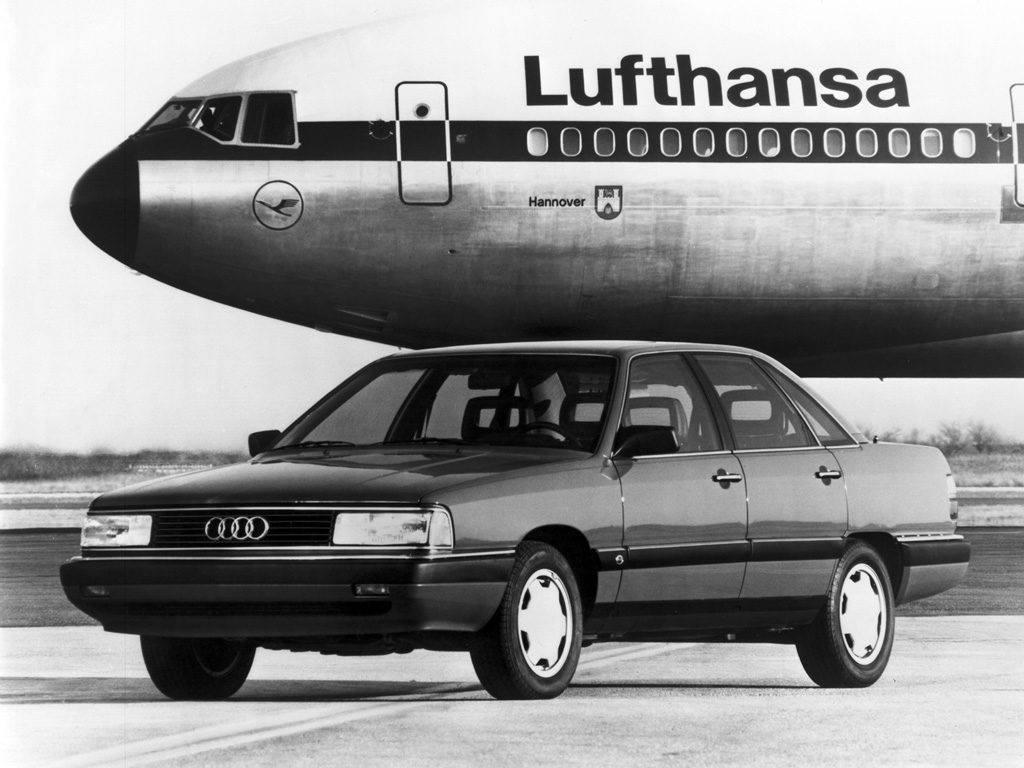 Audi 5000 CS (1986)