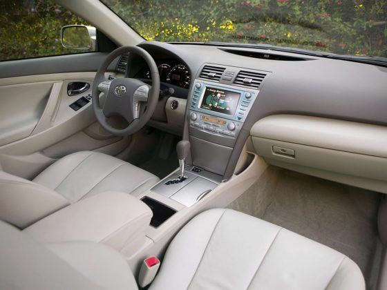 Toyota Camry XV40 (2006–2011)