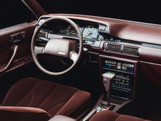 Toyota Camry V20 (1986-1991)
