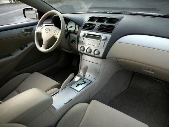 Toyota Camry Solara (2003-2009)