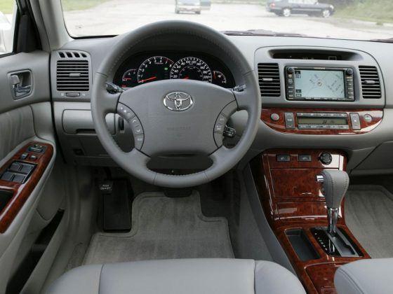 Toyota Camry XV30 (2001-2006)