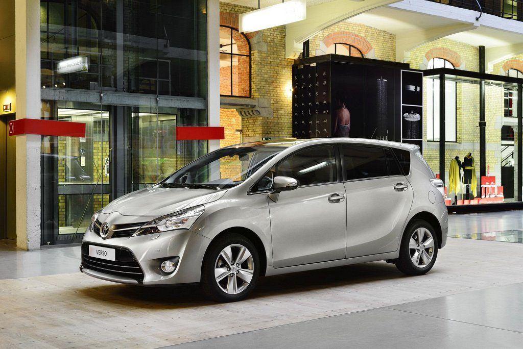 Toyota Verso (2018)