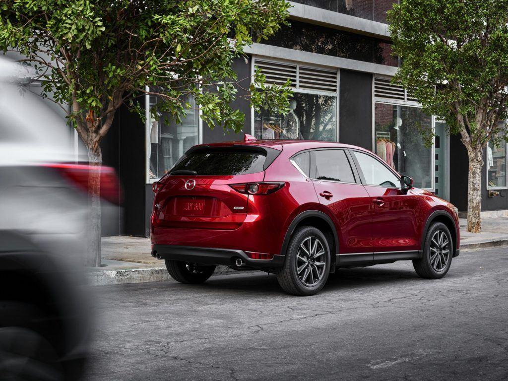 Mazda CX-5 (2018)