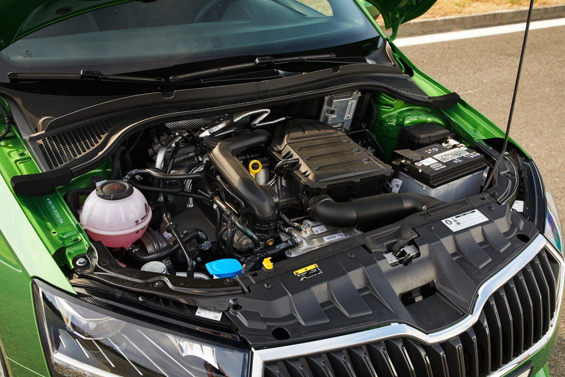 Skoda Fabia po liftingu - benzynowy silnik 1.0 TSI (2019)