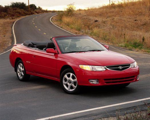 Toyota Camry Solara (1998-2003)