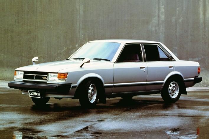 Toyota Celica Camry (1980)