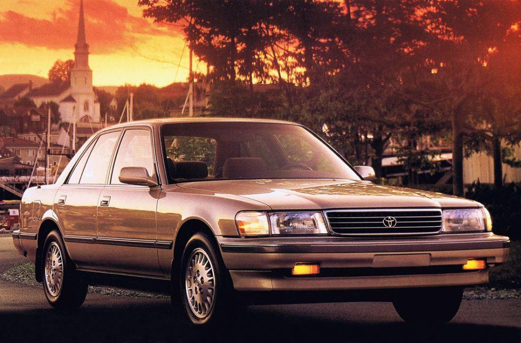 Toyota Cressida (1988-1992)