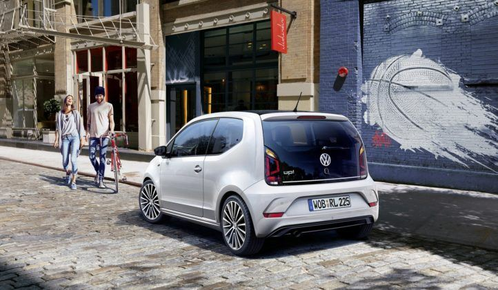 Volkswagen Up! z pakietem R-Line (2019)