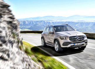 Nowy Mercedes GLE – informacje i zdjęcia