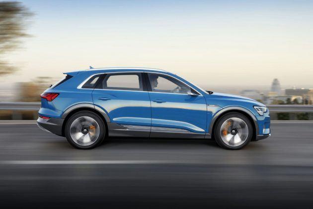 Audi e-tron quattro (2019)