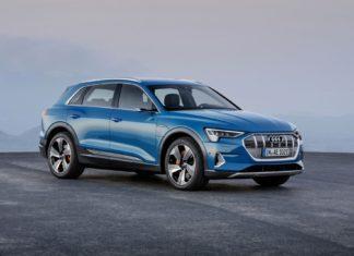 Audi e-tron quattro – informacje i zdjęcia