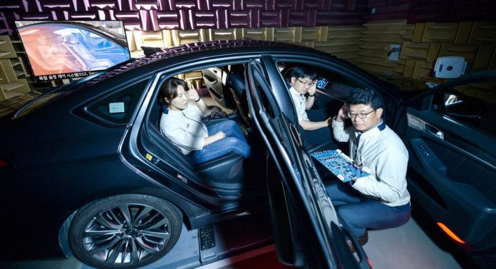 Hyundai - system SSZ