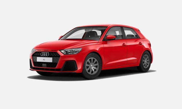 Bazowe Audi A1 1.0 TSI (2019)