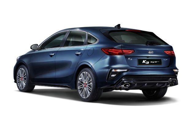 Kia K3 GT (2019)