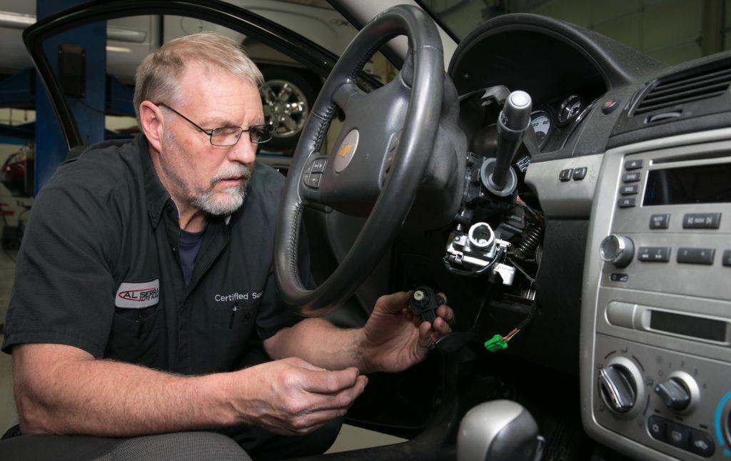 Wadliwe stacyjki w samochodach General Motors