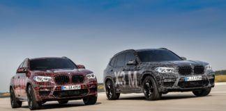 Nowe BMW X3 M oraz BMW M4 M
