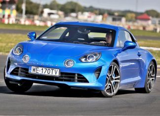 Alpine A110 1.8 TCe Premiere Edition - TEST