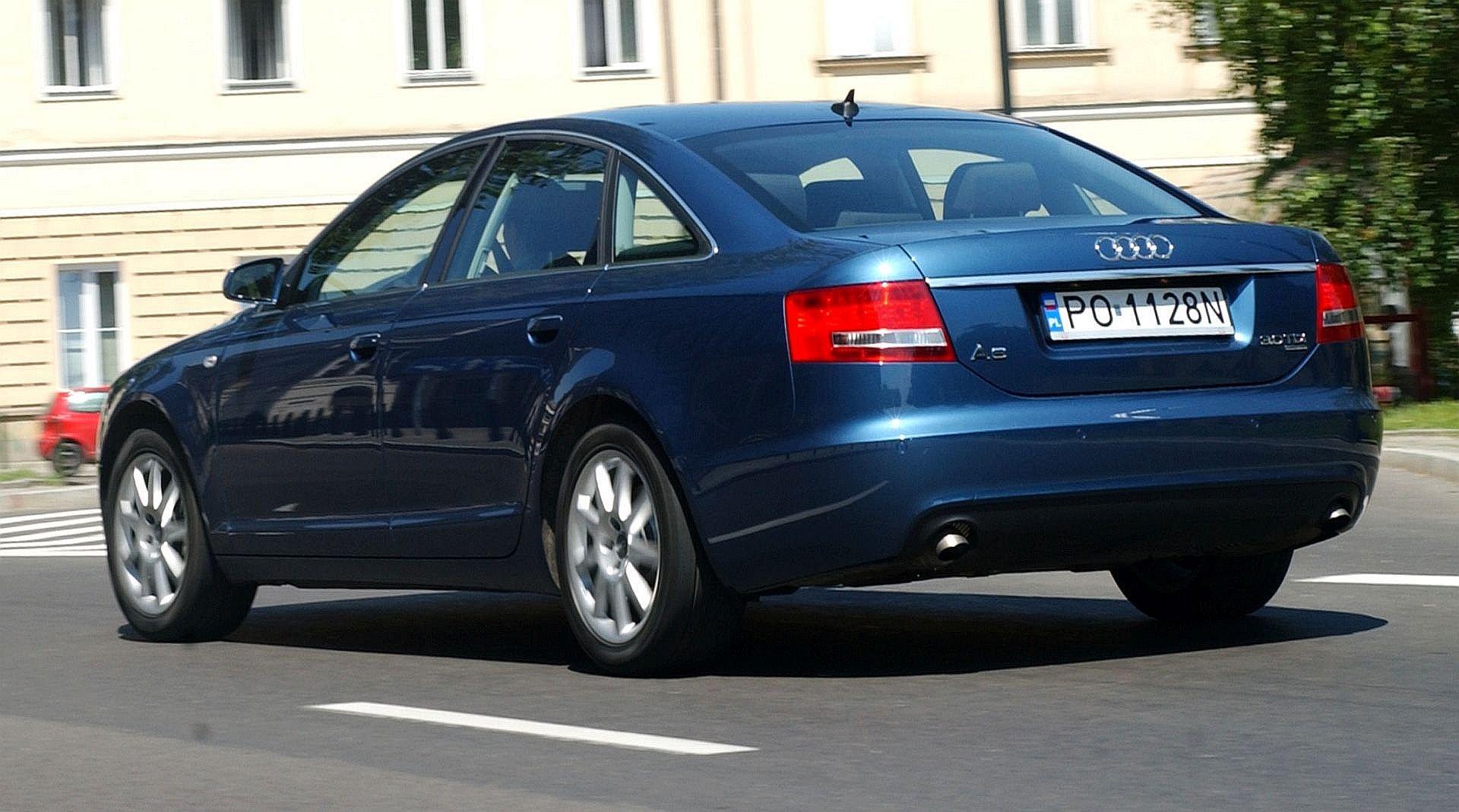 Używane Audi A6 (C6; 2004-2011) - opinie, dane techniczne ...