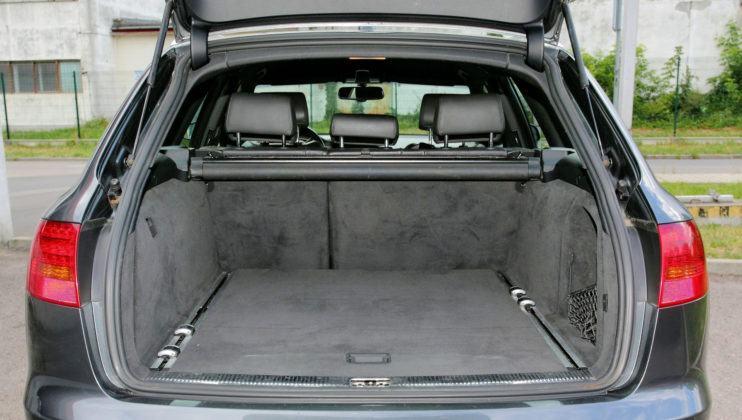 Audi A6 C6 - bagażnik Avant