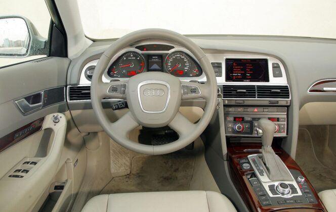 AUDI A6 C6 FL Avant 3.0TDI V6 240KM 6AT Tiptronic Quattro PO014JW 01-2009
