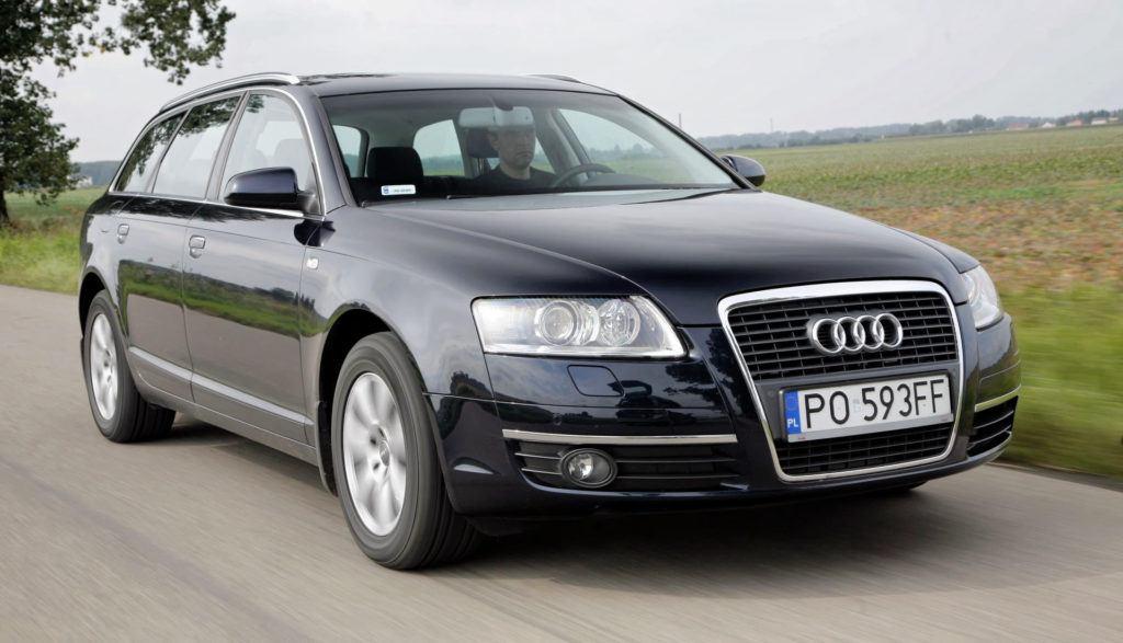 Audi A6 C6 - dynamiczne