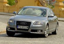 Audi A6 C6 - otwierające