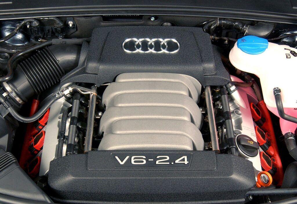 Audi A6 C6 silnik