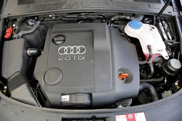 Audi A6 C6 - silnik 2.0 TDI