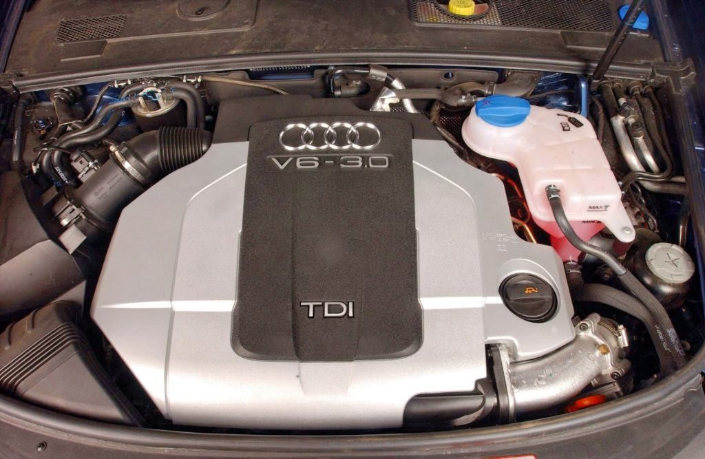 Audi A6 C6 - silnik 3.0 TDI